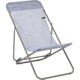 Lafuma Mobilier Transatube2 Chaise de plage Texplast, ondée